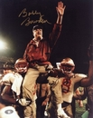 Creative Sports Bobby Bowden Hand Signed Florida State Seminoles  8 x 10 Photograph
