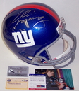 Creative Sports Eli Manning Autographed Hand Signed New York Giants Full Size Helmet - PSA/DNA