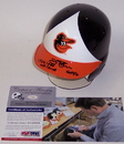 Creative Sports Jim Palmer Autographed Hand Signed Baltimore Orioles Mini Helmet - PSA/DNA