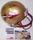 Creative Sports Bobby Bowden Autographed Hand Signed Florida State Seminoles Authentic Helmet - PSA/DNA