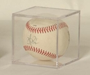 Creative Sports BallQube Baseball Display Case/Holder - Case of 36