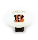 Creative Sports Cincinnati Bengals Logo Full Size Signature Series Football