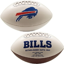 Creative Sports Buffalo Bills Logo Full Size Signature Series Football