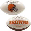 Creative Sports Cleveland Browns Logo Full Size Signature Series Football