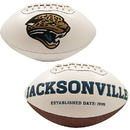 Creative Sports Jacksonville Jaguars Logo Full Size Signature Series Football