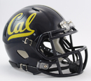 Creative Sports Cal Golden Bears Riddell Speed Mini Football Helmet