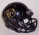 Creative Sports Colorado Buffaloes Riddell Speed Mini Football Helmet