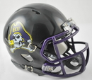 Creative Sports East Carolina Pirates Riddell Speed Mini Football Helmet