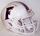 Creative Sports Florida Gators White Alt Riddell Speed Mini Football Helmet