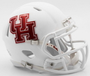 Creative Sports Houston Cougars Riddell Speed Mini Football Helmet