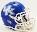 Creative Sports Kentucky Riddell Speed Mini Football Helmet