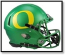 Creative Sports Oregon Riddell Speed Mini Football Helmet