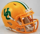 Creative Sports Oregon Ducks Throwback Riddell Speed Mini Football Helmet