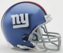 Creative Sports New York Giants VSR4 Riddell Mini Football Helmet