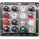 Creative Sports AFC Conference Pocket Pro Speed Mini Helmet Set