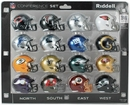 Creative Sports NFC Conference Pocket Pro Speed Mini Helmet Set
