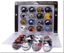 Creative Sports Riddell 32 Piece NFL Tracker Set