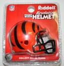 Creative Sports Cincinnati Bengals Riddell Revolution Pocket Pro Football Helmet