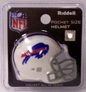 Creative Sports Buffalo Bills Riddell Revolution Pocket Pro Football Helmet