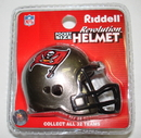 Creative Sports Tampa Bay Bucs Riddell Revolution Pocket Pro Football Helmet