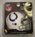 Creative Sports Indianapolis Colts Riddell Revolution Pocket Pro Football Helmet
