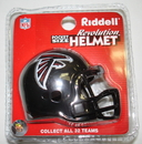 Creative Sports Atlanta Falcons Riddell Revolution Pocket Pro Football Helmet