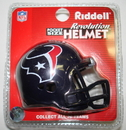 Creative Sports Houston Texans Riddell Revolution Pocket Pro Football Helmet