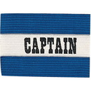 Cannon Sports 49206 Blue Captain Soccer Arm Band