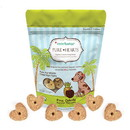 CocoTherapy CTT-0020 Pure Hearts Coconut Cookies - Pina Colada, 5 oz (12/case)