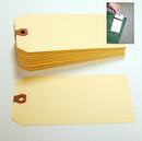 Charnstrom 1001 Address Card for Mailbag Plastic Window (2-7/8