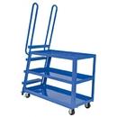 Charnstrom 1120 Steel Ladder Stock Picker Truck 50-3/4