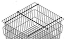 Charnstrom 207FW File Folder Rods for our Compact Wire File Basket (File Rods only)