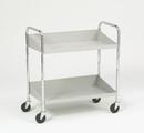 Charnstrom B174 Two Shelf Tote Cart