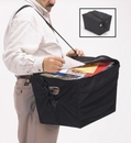 Charnstrom C22 Tote Cover with Shoulder Strap (Includes White Corrugated Tote)