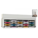 Charnstrom D131YL Security Mail Sorter and Office Organizer 60