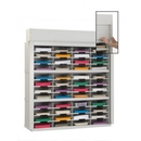Charnstrom D139Y Mail Room Security Sorters and Secure Office Organizers-48