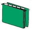 Charnstrom FL1 Legal Size Green Kraft Folder - Carton of 25
