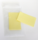 Charnstrom L104 Yellow Paper Inserts (for Model L10 and L22 Plastic Shelf Labels)