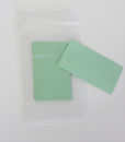 Charnstrom L105 Light Green Paper Inserts (for Model L10 and L22 Plastic Shelf Labels)