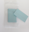 Charnstrom L126 Light Blue Paper Inserts (for Model L20 and L26 Plastic Shelf Labels)