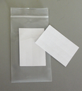 Charnstrom L129 White Paper Inserts (for Model L20 and L26 Plastic Shelf Labels)