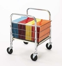 Charnstrom M022 Roll Away Basket Cart