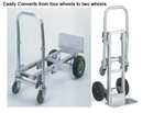 Charnstrom M150 Compact Heavy Duty Package Cart