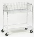 Charnstrom M167 Medium Basket Utility Cart