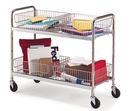 Charnstrom M187 Long Parcel Mail Cart
