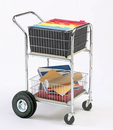 Charnstrom M249 Compact Dual Handle Cart with 10