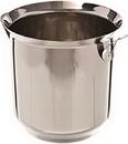 Browne Essentials 571525 Wine Bucket, Ss 6.25X6