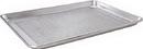 Browne Essentials 58132641 Aluminum Bun Pan 1/2 Size - Perf. 45.7X33X2.5Cm / 18X13X1