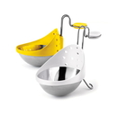 Cuisipro 747308 Stainless Steel Egg Poacher