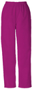 Cherokee 4001P Natural Rise Tapered Leg Pull-On Pant, Petite, Inseam length 275